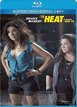 The Heat (2013) UNRATED BluRay Rip XviD