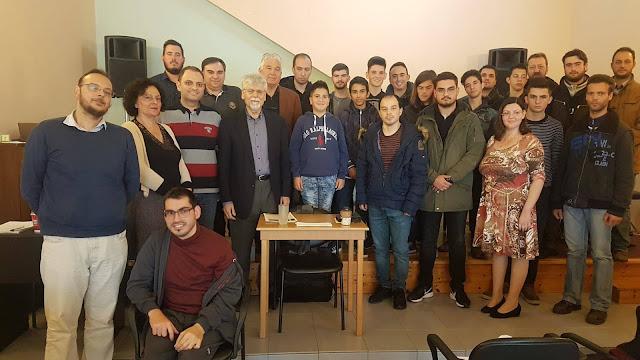 Με σεμινάριο ψαλτικής ξεκίνησε το 1ο Φεστιβάλ Βυζαντινής Μουσικής στο Ναύπλιο