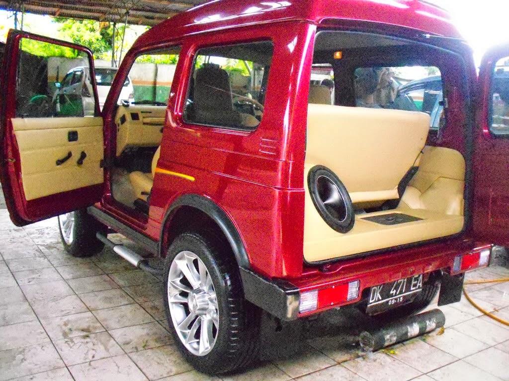 92 Modifikasi Velg Mobil Katana Gratis