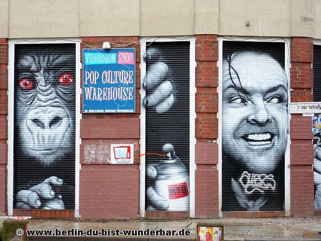street art berlin 8 berlin du bist wunderbar unbekannte orte street art urbex. Black Bedroom Furniture Sets. Home Design Ideas