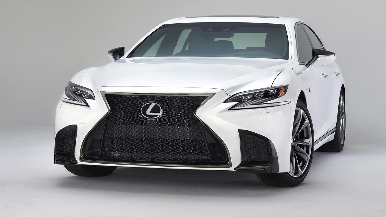 Lexus-LS-500-ls500h- 2018 Đời Mới