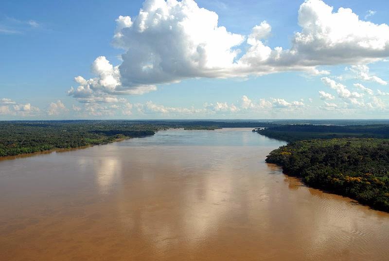 Rio Madeira, Estados de Rondônia e Amazonas