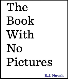 The Book With No Pictures  - 10 Books For Boys
