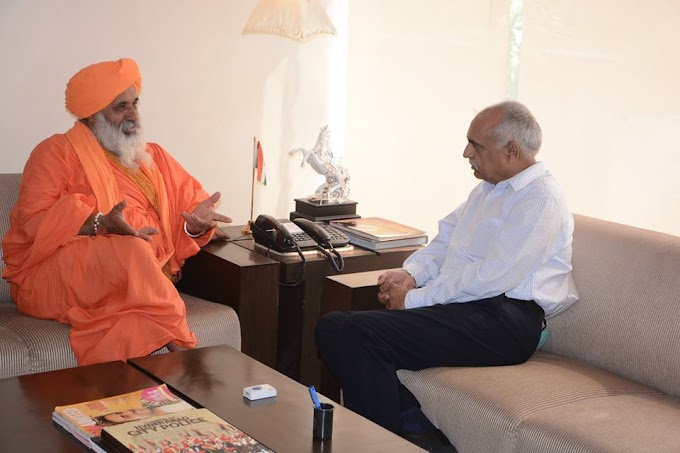 Joint efforts are needed to keep the environment clean and tidy :- Sant Seechewal