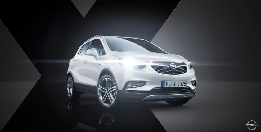 Canzone Nuovo Mokka X  pubblicità con Opel OnStar - Musica spot Novembre 2016