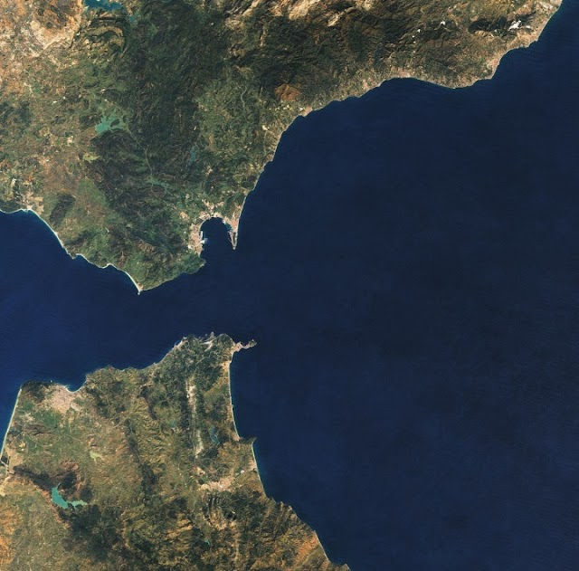 Strait of Gibraltar | Narrow Strait between Europe and Africa