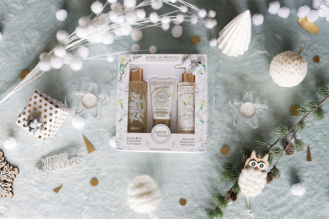 Cofres Navidad Jeanne en Provence SORTEO provenza aceite olica corporal beauty belleza