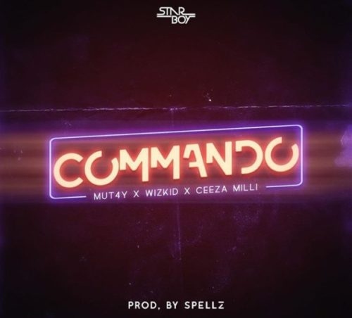 "Wizkid – ""Commando"" ft. Mut4y & Ceeza Milli [New Song] -MP3MADE.COM.NG"