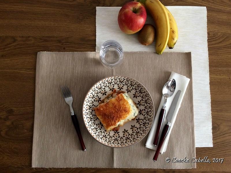 lasaña-mesa