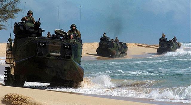 Untuk Apa Australia Datangkan Ribuan Marinir AS Ke Dekat Blok Masela ?