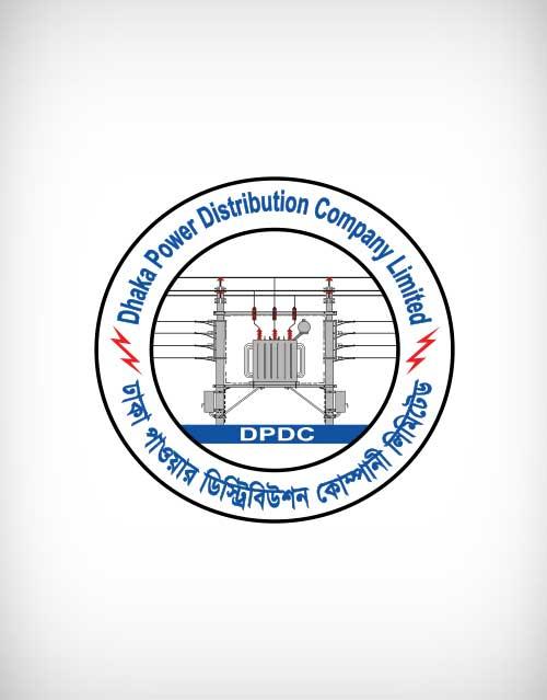 dhaka power distribution company limited vector logo