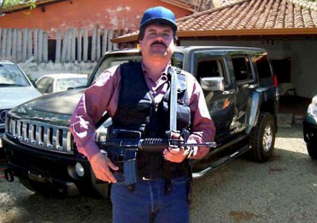 """Estos hijos de su put. madre, ¿Qué no saben que si yo quiero los mando a matar a todos? dijo """"El Chapo"""" Guzman"""