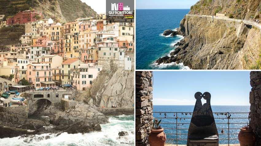 Weekend in Liguria: le Cinque Terre in treno - La via dell'amore e Manarola