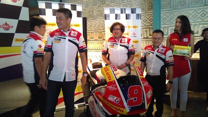 Antangin dan Federal Oil Mendukung Ajang Balap Moto2 Musim 2018