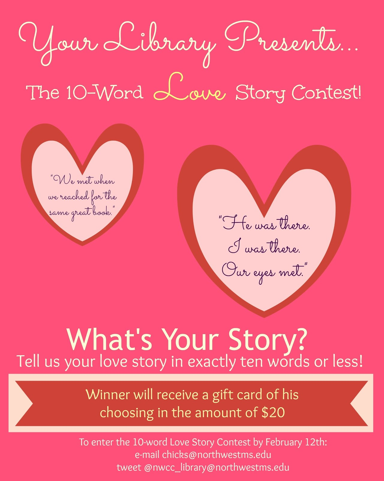 how to tell a love story