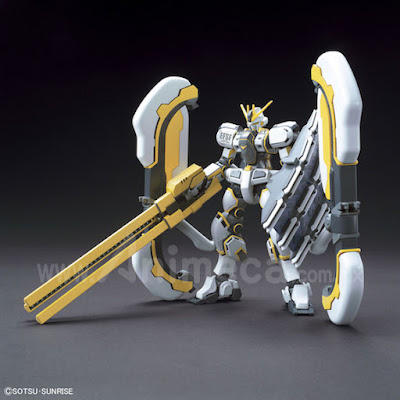 Atlas Gundam RX-78AL Gundam THUNDERBOLT Ver. HG 1/144 Model Kit Mobile Suit Gundam THUNDERBOLT