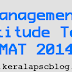 Apply for Management Aptitude Test (MAT) 2014