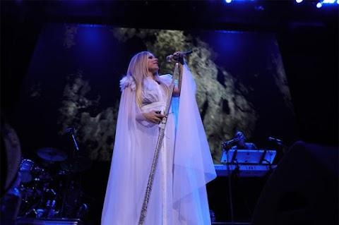 Fotos: Avril Lavigne en Alice in Winteland 2019