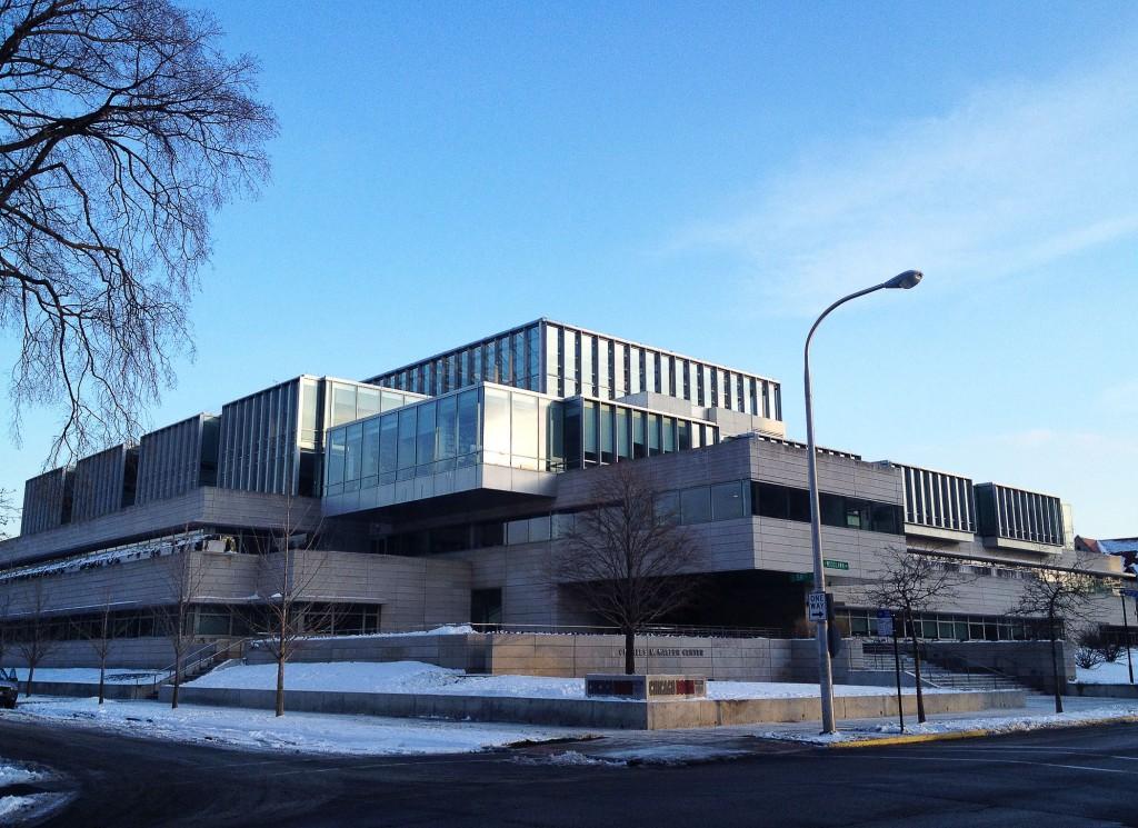 University Of Chicago Quantitative Finance