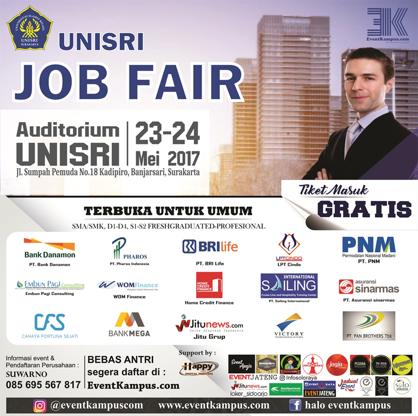 Unisri Job Fair