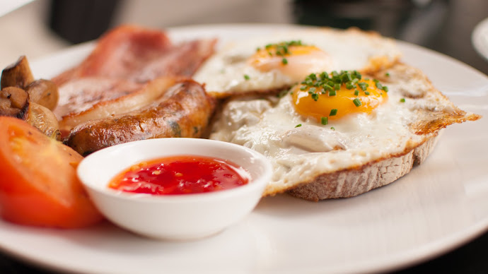Wallpaper: What to Eat at Breakfast