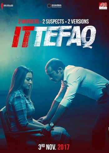 Ittefaq 2017 HDRip 480p Hindi 300MB
