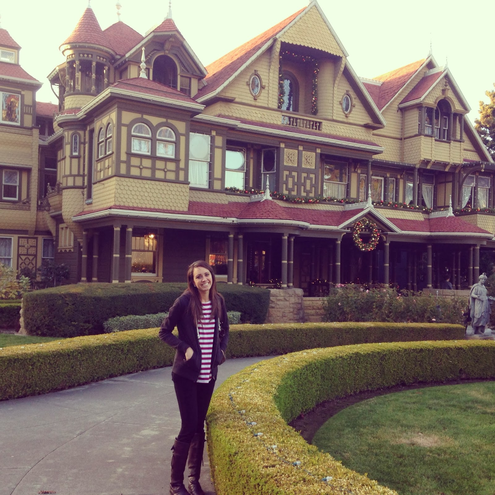Thayer And Back Again: Winchester Mystery House