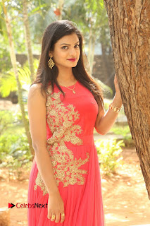 Telugu Actress Anusha Stills at Dhyavudaa Movie Teaser Launch  0016.JPG