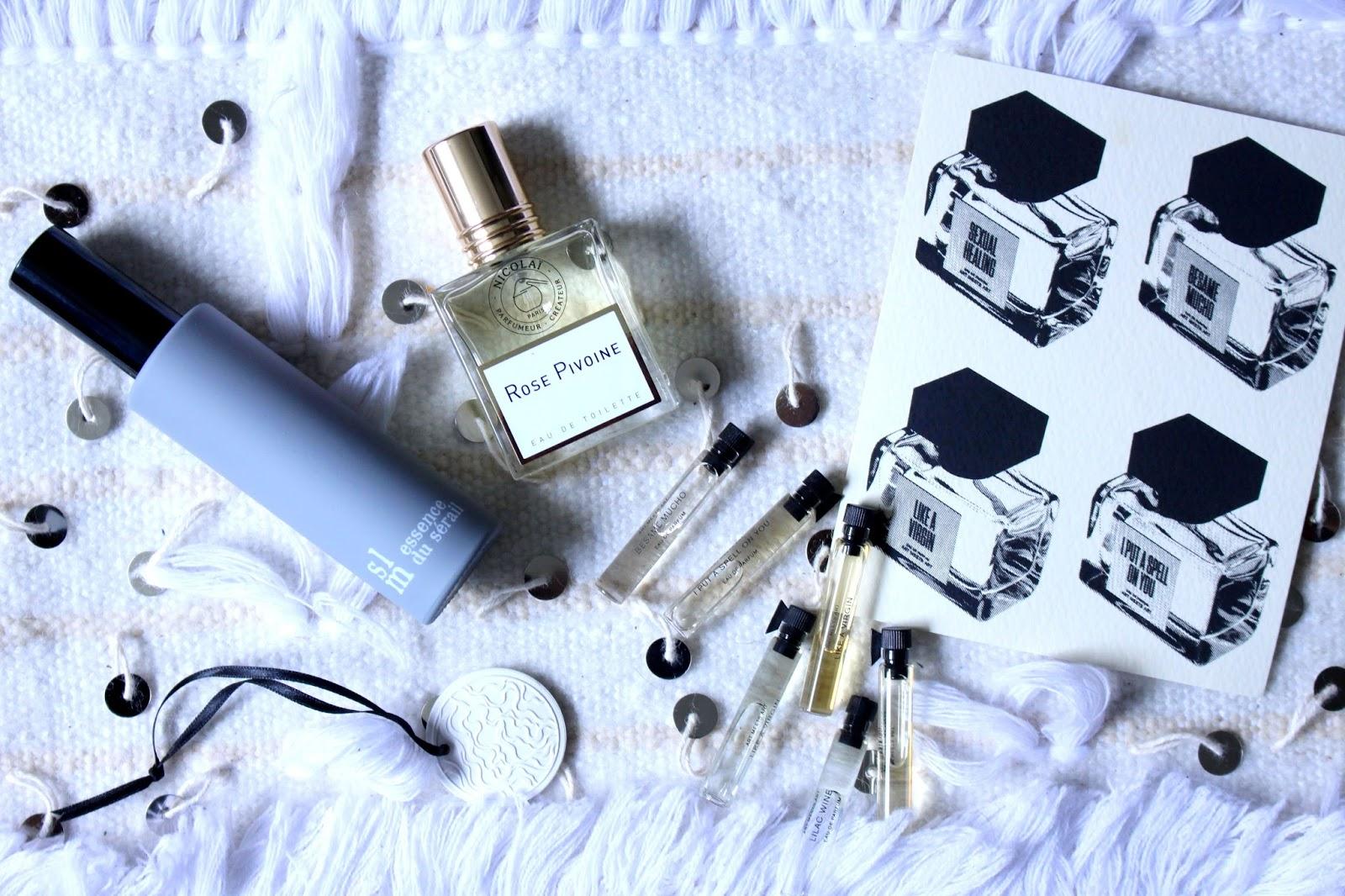 parfum de niche paris