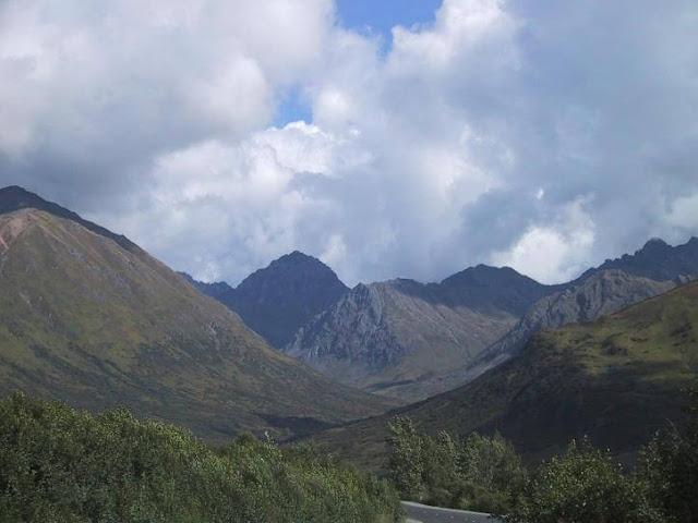 Pegunungan Alaska
