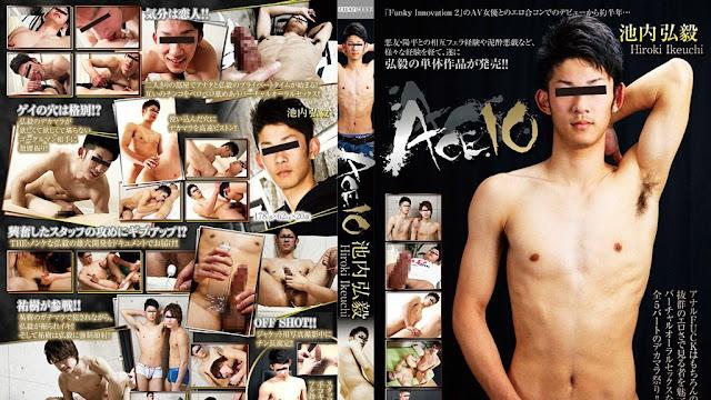 Ace vol.10 – Hiroki Ikeuchi