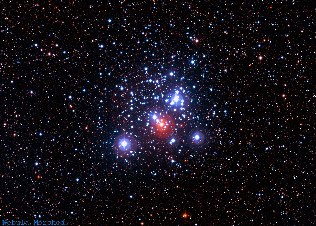 alpha star cluster - photo #27
