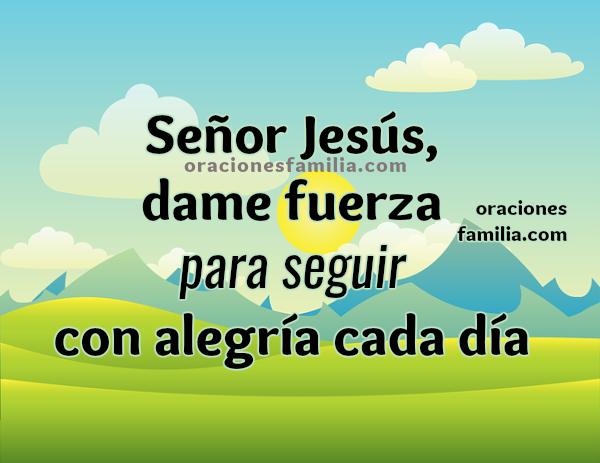 Oración con imágenes para la mañana, oración a Jesús, gracias Jesús con imágenes cristianas por Mery Bracho.