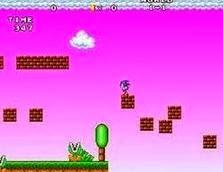 Game Super Sonic Mario