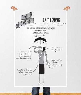 Caricatura il·lustració de professors