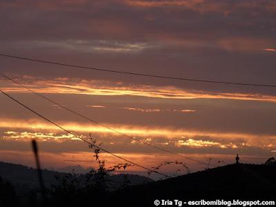 atardecer rosado, fotos del cielo
