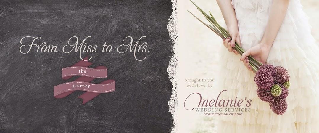 Melanie S Wedding Services