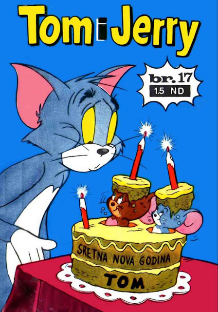 Tom i Jerry 17