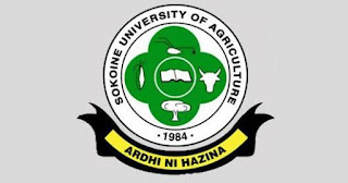 List Of Students Selected Sokoine University Of Agriculture (SUA)
