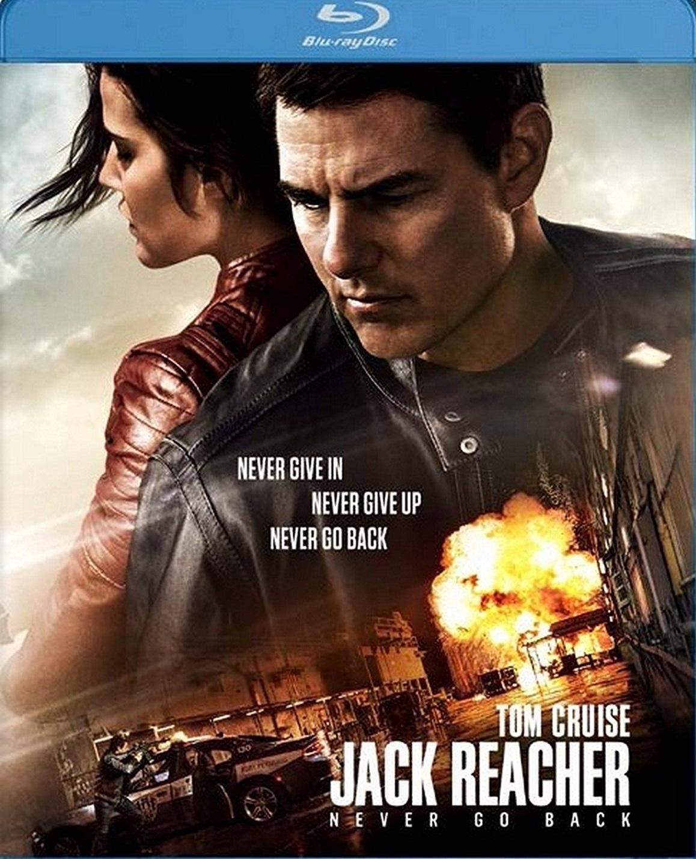 Jack Reacher Sin Regreso BD25 Descargar LATINO