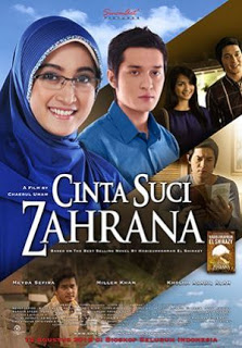 Download Film Cinta Suci Zahrana (2012)