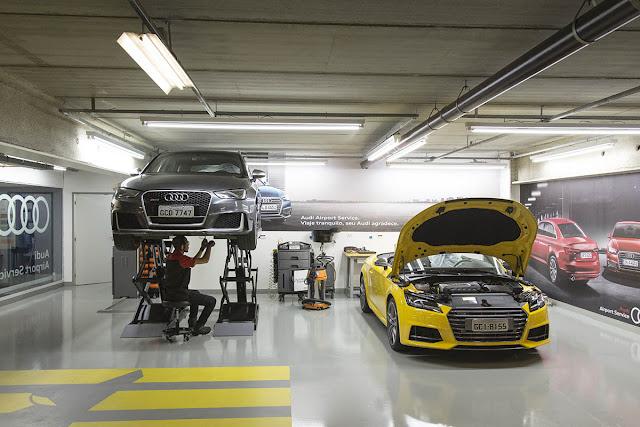 Concessionária Audi Aeroporto de Congonhas