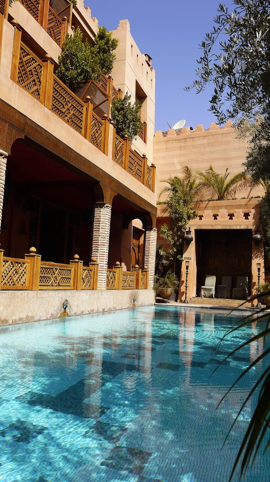 Maison Thé La Maison Arabe: A Luxurious, Historical Retreat In