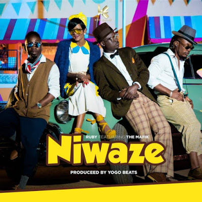 Download Mp3   Ruby ft The Mafik - Niwaze