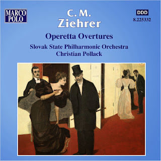 Ziehrer - Operetta Overtures