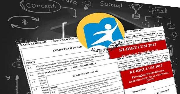 Unduh Kkm Prota Dan Promes Kurikulum 2013 Revisi Kelas 4 Sekolah Dasar Kurikulum 2013 Revisi