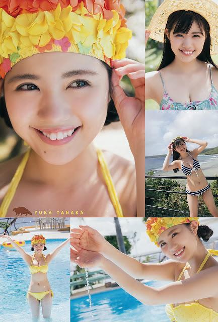 Hot girls Sexy Japanese Idol Fukagawa Maiko & tanaka Yuka 4