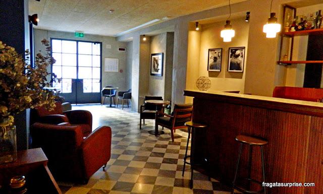 Bar do Hotel C-Diplomat, Florença