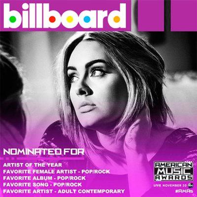 Billboard TOP 100 Single Charts