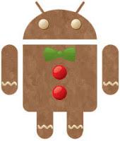 Urutan Versi Android Gingerbread